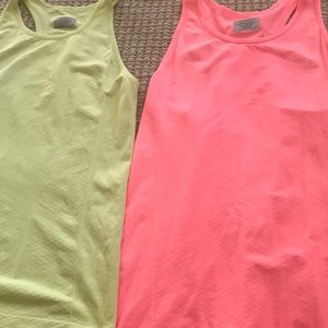 Tank top either layering piece or work out